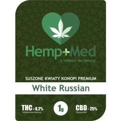White Russian Susz CBD 1g